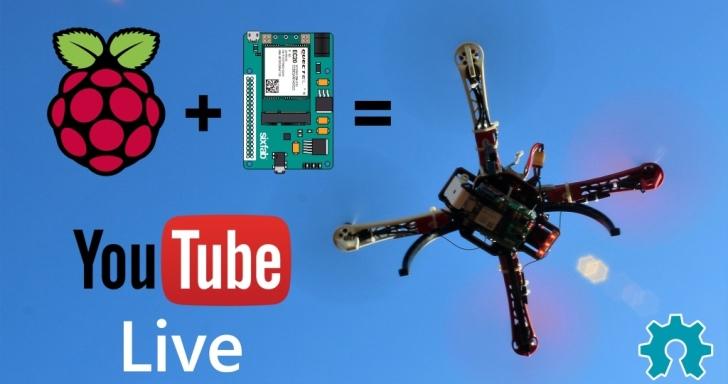 Sixfab推出多款Raspberry Pi通訊模組,簡單擴充行動網路、GPS、Xbee功能