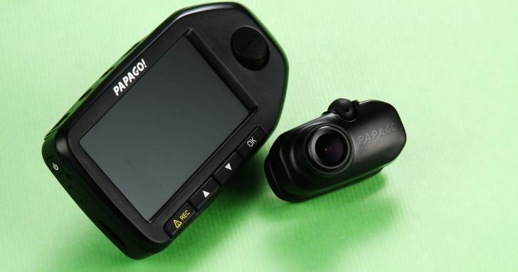 PAPAGO! GoSafe 760- 瞻前顧後雙鏡頭更保障