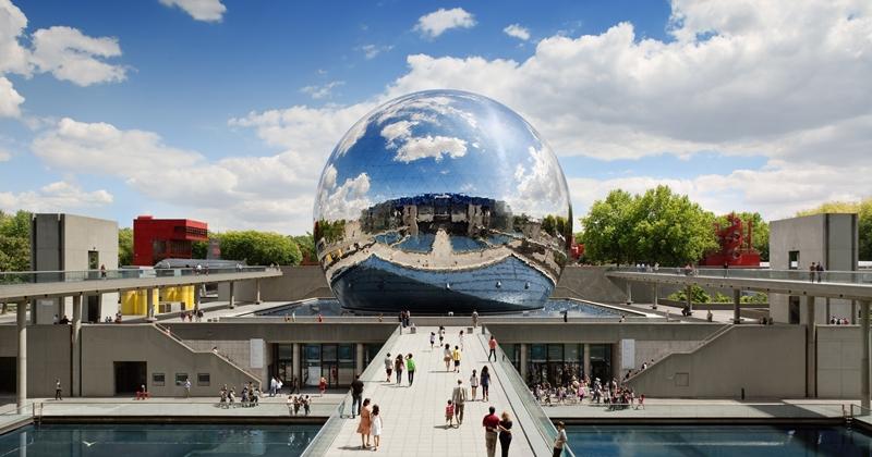 巴黎科學工業城結合 HTC VIVE 發表「GEODE VR」虛擬實境中心