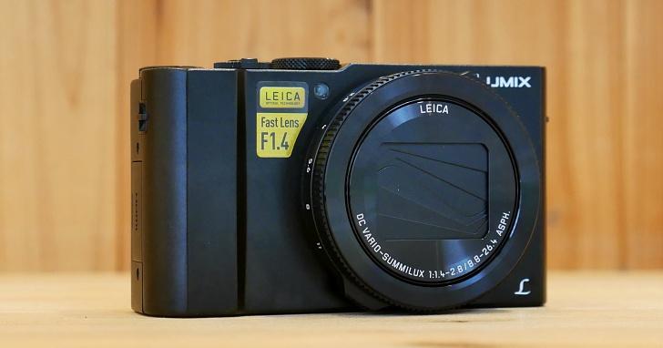 F/1.4 大光圈與 4K 錄影兼備,Panasonic Lumix LX10 隨身機試玩體驗