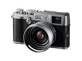 復古機 Fujifilm Finepix X100,美金1200元開賣