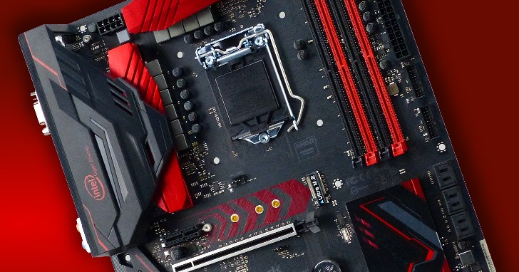 ASRock Fatal1ty H270 Performance 主機板,LED 電競風再現