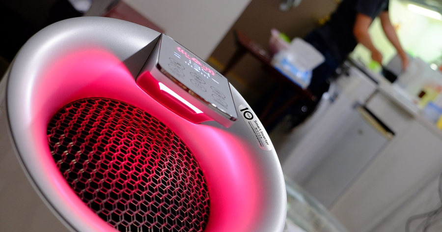 LG Puri Care 空氣清淨機實測,降菸味、除異味非常好用