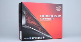 導入新元素設計好上加好,Asus ROG Maximus IX Formula 試用