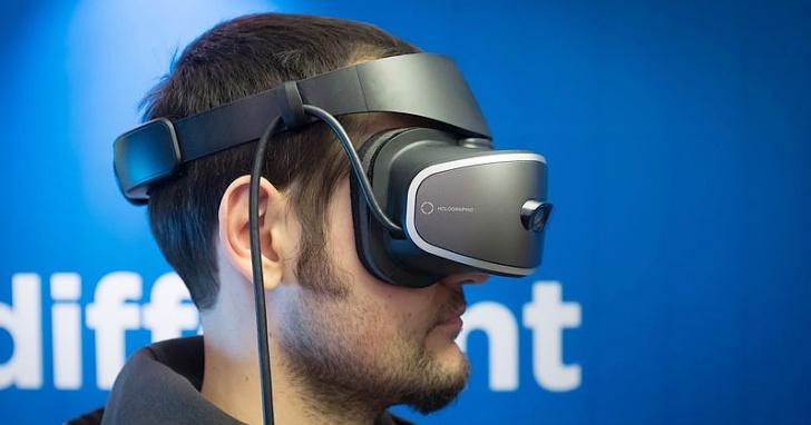 聯想推出 VR 原型機,售價僅一萬元台幣出頭、解析度更勝 HTC Vive