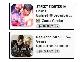CAPCOM 限時破盤下殺,STREET FIGHTER IV 只要 0.99 美金!