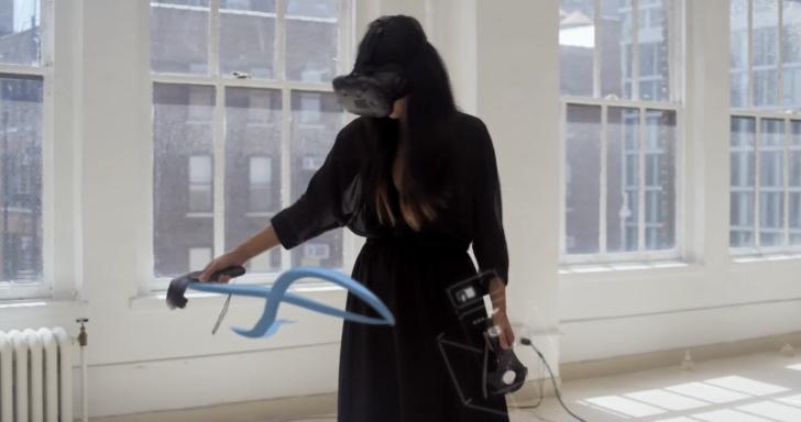 Google推廣Tilt Brush技術,廣邀藝術家透過VR裝置創作