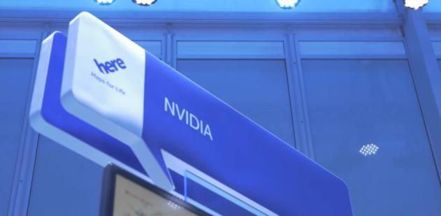 NVIDIA 攜手 HERE 地圖,未來無人駕駛車預計導入 HERE HD Live Map 圖資