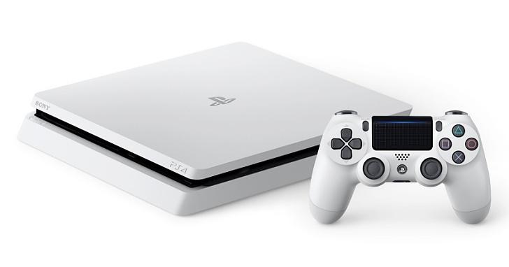 PS4 推出「冰河白」新色,將於 1 月 19 日在台上市