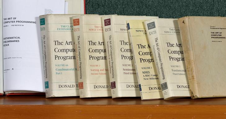 這套書他寫了50年,程式史上最重要神作「電腦程式設計藝術」第四卷B新的章節預覽釋出 | T客邦