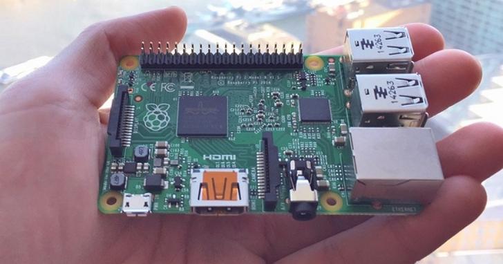 Google 進軍樹莓派社群,要讓樹莓派Maker也能用到Google的人工智慧