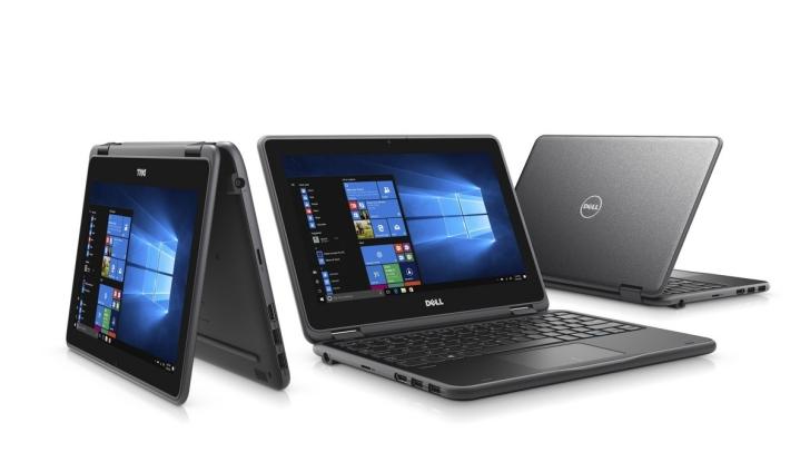 Dell 針對學生族群推出多款新筆電,有 Chromebook 也有 Windows 10,可翻轉且搭載觸控筆