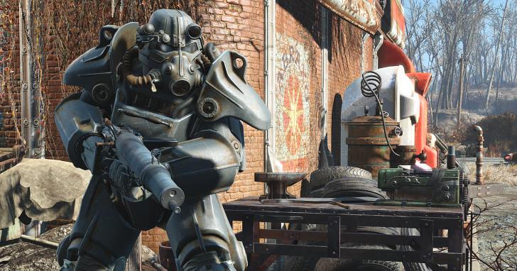 Fallout 4 異塵餘生4 官方釋出高畫質更新檔,讓 PS4 Pro、XBox one、PC 支援更高的解析度