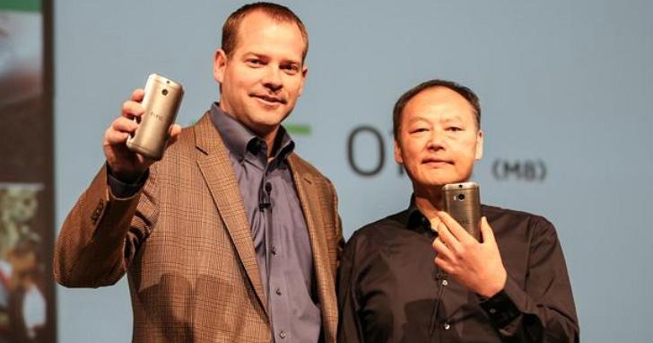 接下大位才滿一年,HTC全球副總裁Jason Mackenzie宣布離職