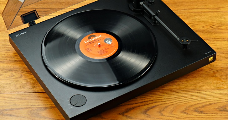 文青必備 Sony PS-HX500 試聽,對初學者非常友善的黑膠唱盤