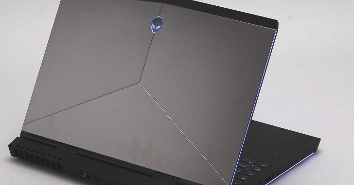 Alienware 17 R4 評測:17 吋螢幕搭配 GeForce GTX 10 ,霸氣十足的高效能電競筆電