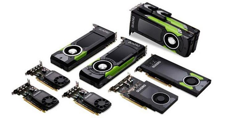 從低階 P400 到 Quadro GP100,NVIDIA 繪圖卡全面進入 Pascal 架構世代