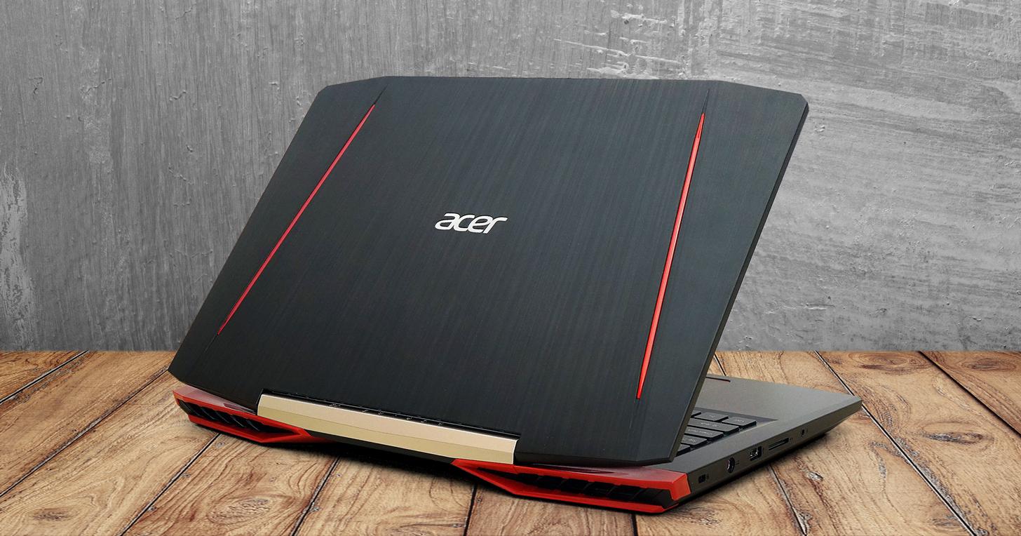 筆電也走跨界風?擁有電競元素的高性價比娛樂機「Acer Aspire VX15」開箱實測