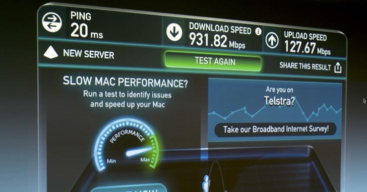 愛立信與高通宣布推出全球第一個商用 Gigabit LTE 網路,下載速率高達 1Gbps