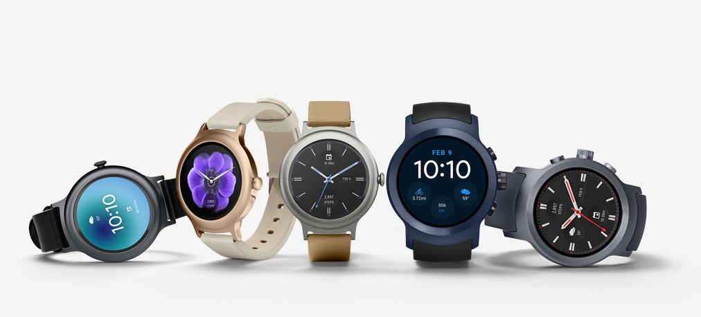 Google 發表 Android Wear 2.0 系統,同推出兩款 LG 新智慧錶