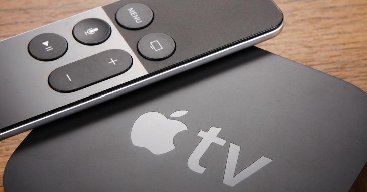 【百變電視盒】搭配可觸控的遙控器,第4代 Apple TV 也能玩遊戲