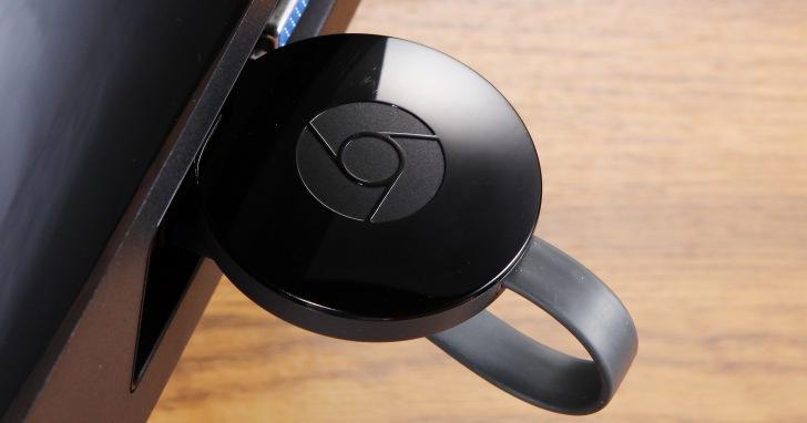 【百變電視盒】Chromecast 怎麼讓全家人實現在電視上共享視訊?