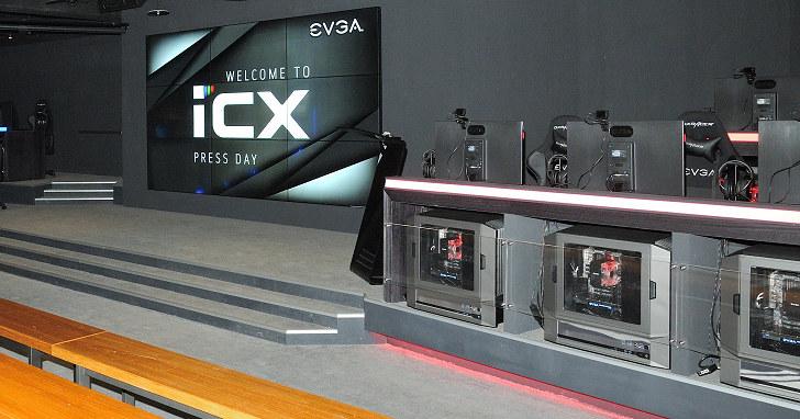 EVGA 推出 iCX 散熱設計顯示卡,溫度監測更全面有利於極致超頻
