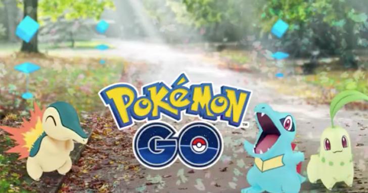 《Pokémon Go》推出以來最大改版,超過80種第二世代寶可夢 將登場!