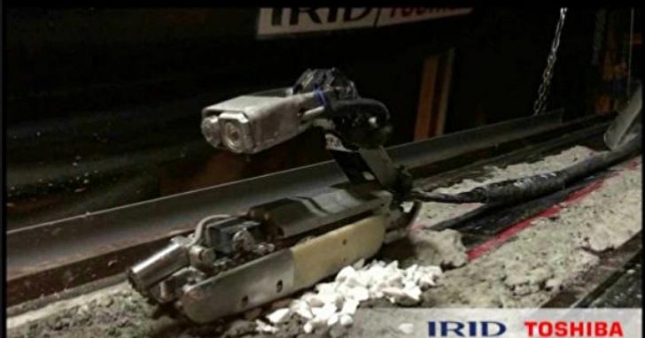 為了調查福島核電站,已經陣亡了兩名機器人,現在只能派無人機接手