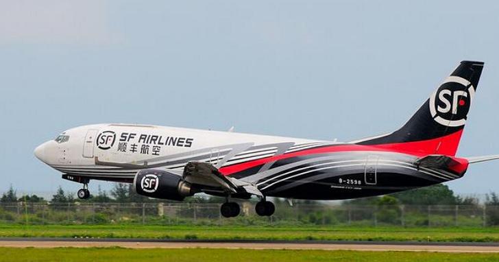 中國最強快遞公司順豐,擁有自己的貨運飛機還不夠,現在要蓋自己的貨運機場