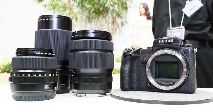 第一手CP+現場直擊!Fujifilm GFX 50S 中片幅無反實拍體驗