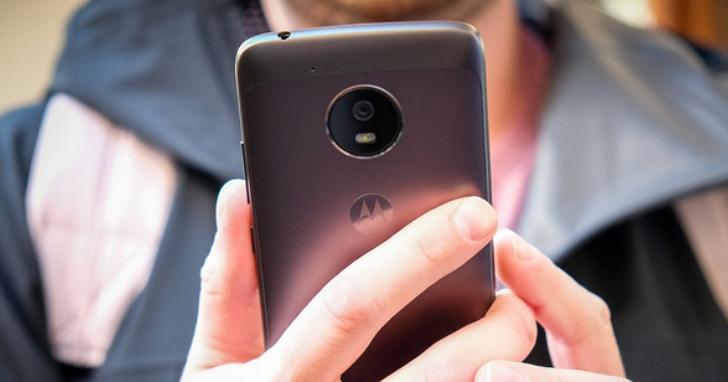 Moto 發佈了兩款入門機:Moto G5 、Moto G5 Plus