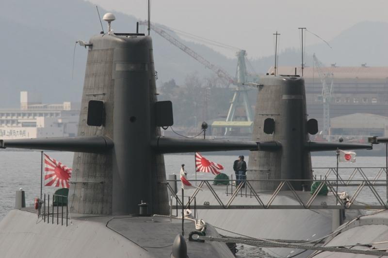 潛艇也要用鋰電池!日本自衛隊潛艦用鋰電池3月量產,明年8月在新潛艦可得見