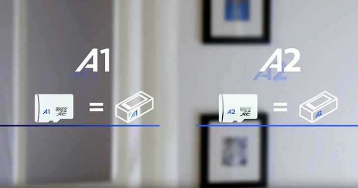 加倍滿足手機應用需求,SDA 發布 A2 記憶卡速度分級規範