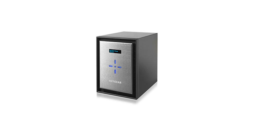 NETGEAR推出新一代ReadyNAS-RN526X,具備10G RJ-45連接埠,提供線上編輯4K影音與高畫質圖像輸出的工作環境!