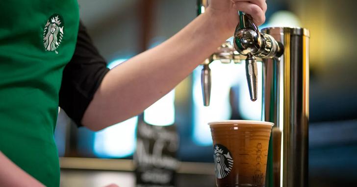 星巴克把釀酒的技術用在了咖啡上,請給我一杯 82 年陳釀卡布其諾壓壓驚