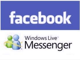 不開 Facebook,也可以用 MSN 和臉書傳訊息