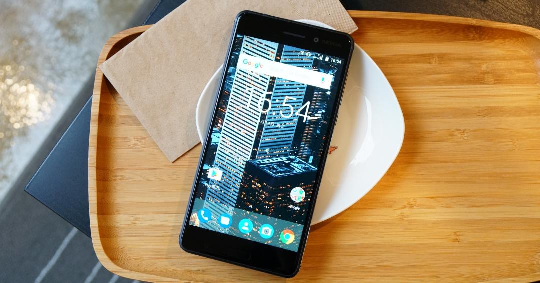Nokia 6 動手玩,裹著 Nokia 皮的原生 Android 手機
