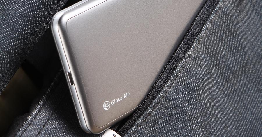 免插 SIM 卡全球皆可漫遊的 Glocal Me Wi-Fi 機動手玩,對常出國的人來說實用性高