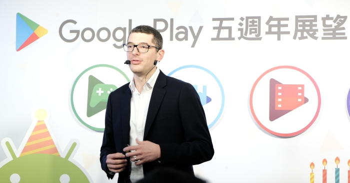 Google Play 歡慶五週年,推出 MIT 台灣開發遊戲區推廣台灣原創 app
