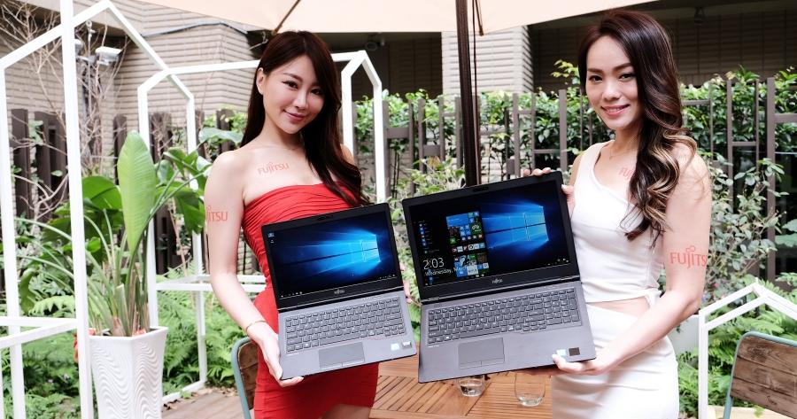 富士通推出高規格商務筆電,超輕薄鋁鎂合金機身、連接介面齊全