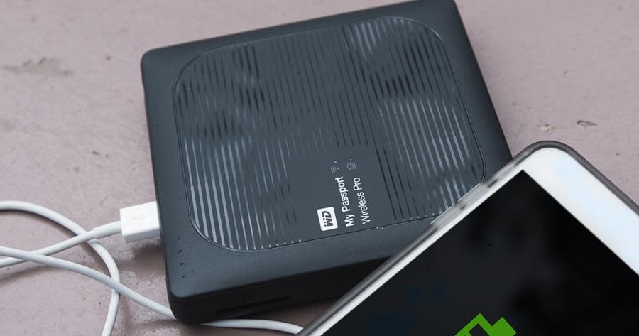 WD 宣布推出 1TB 和 4TB 版 My Passport 無線行動儲存裝置,售價 5,499 元起