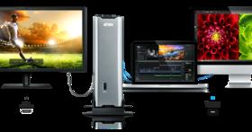 ATEN 推出業界首款 4K Dual-View Thunderbolt 2 分享切換器,傳輸速度最高達 20Gbps