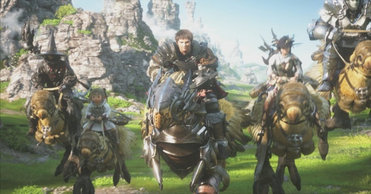 《 Finall Fantasy XIV 》免費試玩,全職業等級限制到達前無限暢遊