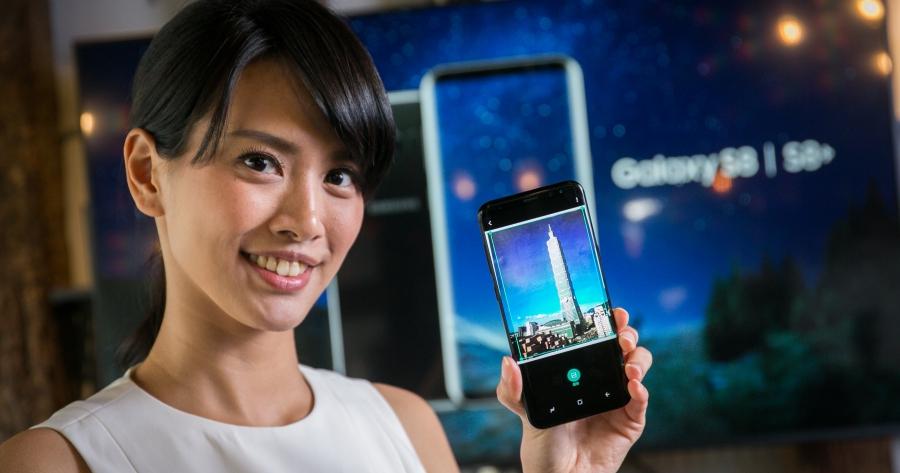 三星 Galaxy S8、S8+ 正式登場,超級窄邊框、S835 處理器、五色可選