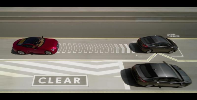 Lexus 的4月1日狂想曲:推出「Lane Valet」慢車清理裝置,讓擋在前面的「龜車」退散!