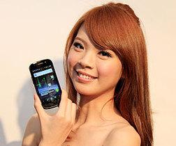 Nexus S 搭台哥大 在台首款 Google 手機 上市價 18,900 元