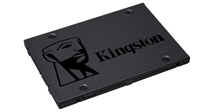 全新低價位解決方案,Kingston A400 固態硬碟即將上市