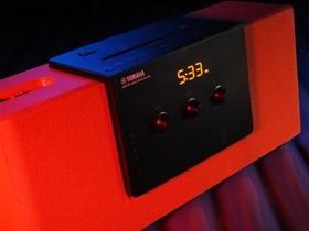 具大地元素的床頭音響 Yamaha TSX-140