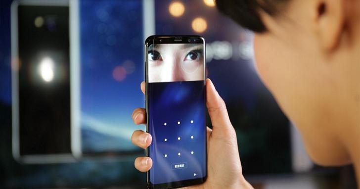 三星 S8 獲Displaymate評鑑:這是至今最好的手機螢幕